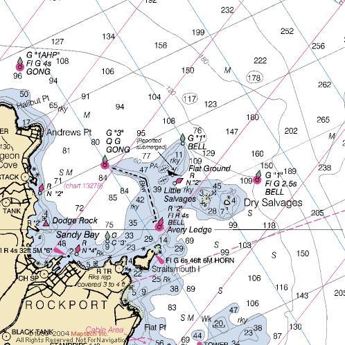 Rockport Harbormaster Liberty Ship Charles S Haight